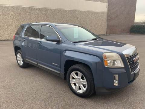 2011 GMC Terrain for sale at CarWay in Memphis TN