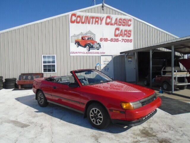 1987 Toyota Celica for sale in Staunton, IL
