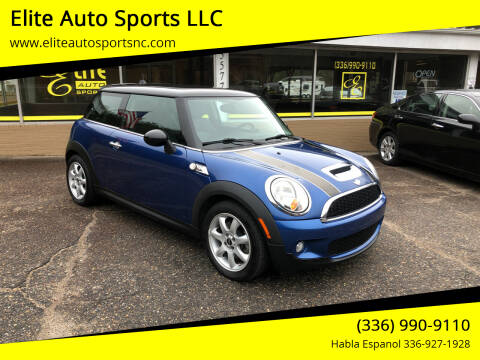 2007 MINI Cooper for sale at Elite Auto Sports LLC in Wilkesboro NC