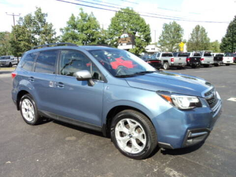 2018 Subaru Forester for sale at BATTENKILL MOTORS in Greenwich NY
