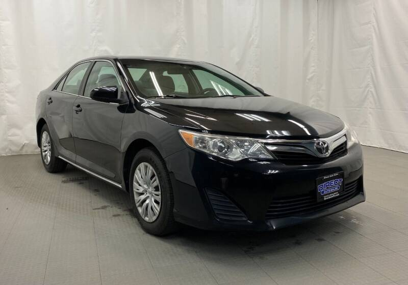 2013 Toyota Camry for sale at Direct Auto Sales in Philadelphia PA