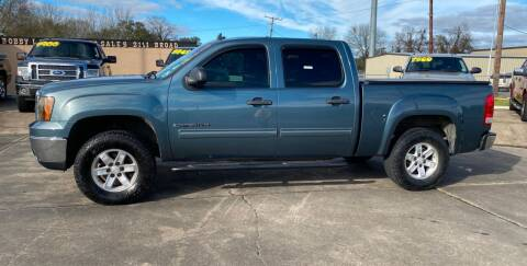2008 GMC Sierra 1500 for sale at Bobby Lafleur Auto Sales in Lake Charles LA