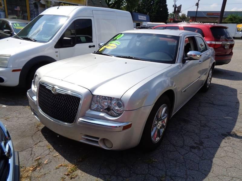 2010 Chrysler 300 for sale at Wheels and Deals 2 in Atlanta GA