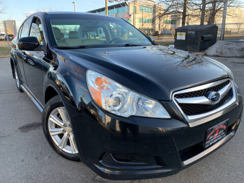 2011 Subaru Legacy for sale at JerseyMotorsInc.com in Teterboro NJ