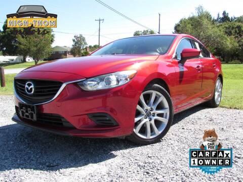 2014 Mazda MAZDA6 for sale at High-Thom Motors in Thomasville NC
