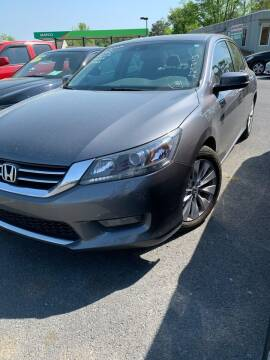 2014 Honda Accord for sale at BRYANT AUTO SALES in Bryant AR