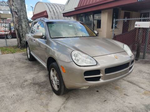 2005 Porsche Cayenne for sale at Advance Import in Tampa FL