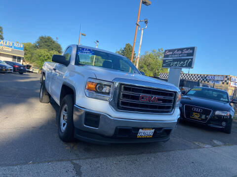 2015 GMC Sierra 1500 for sale at Save Auto Sales in Sacramento CA