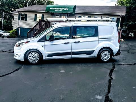 2014 Ford Transit Connect Cargo for sale at Performance Auto Sales in Hickory NC