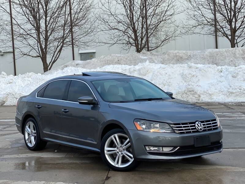 2015 Volkswagen Passat for sale at MILANA MOTORS in Omaha NE