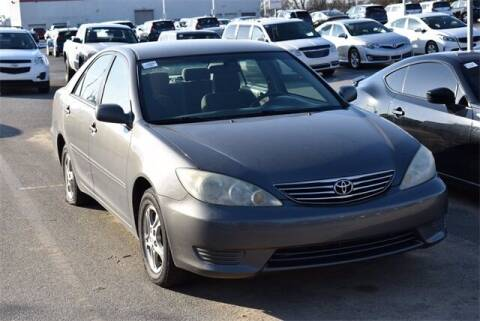 2005 Toyota Camry for sale at BOB ROHRMAN FORT WAYNE TOYOTA in Fort Wayne IN