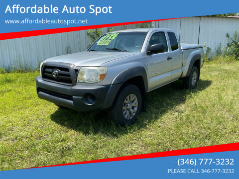 2006 Toyota Tacoma for sale at Affordable Auto Spot in Houston TX