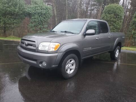 2005 Toyota Tundra for sale at Brickhouse Motors in Brentwood NH