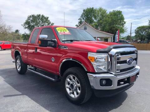 2011 Ford F-250 Super Duty for sale at Houser & Son Auto Sales in Blountville TN