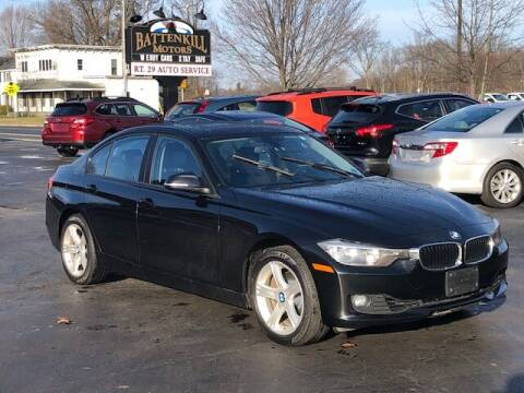 2015 BMW 3 Series for sale at BATTENKILL MOTORS in Greenwich NY