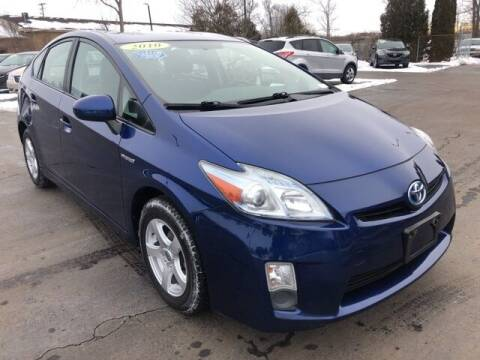 2010 Toyota Prius for sale at Newcombs Auto Sales in Auburn Hills MI
