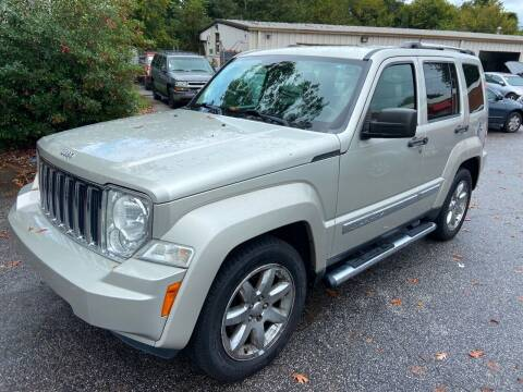 2009 Jeep Liberty for sale at Noel Motors LLC in Griffin GA
