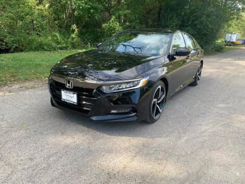 2020 Honda Accord for sale at Triangle Auto Sales in Elgin IL