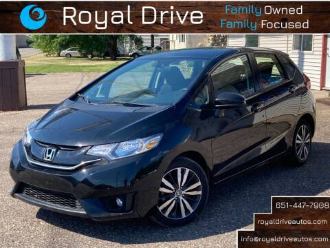 2017 Honda Fit for sale at Royal Drive in Newport MN