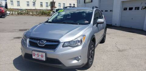 2015 Subaru XV Crosstrek for sale at Union Street Auto in Manchester NH