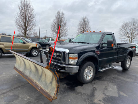 2008 Ford F-350 Super Duty for sale at Boardman Auto Exchange in Youngstown OH