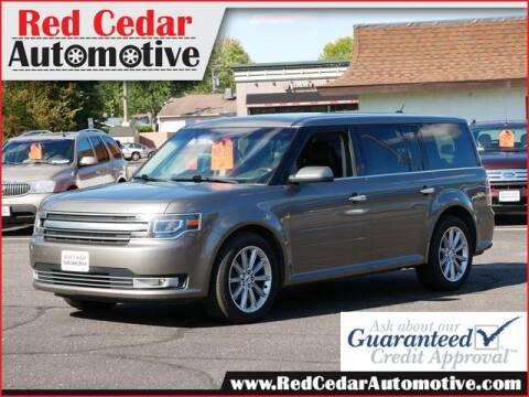 2014 Ford Flex for sale at Red Cedar Automotive in Menomonie WI