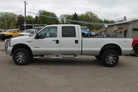 2005 Ford F-350 Super Duty for sale at LA MOTORSPORTS in Windom MN