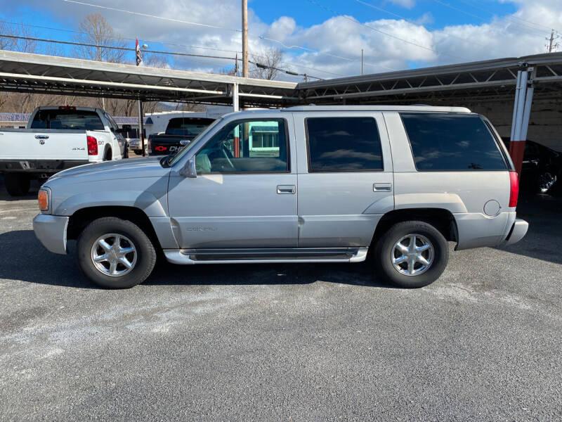 2000 GMC Yukon for sale at Lewis Used Cars in Elizabethton TN