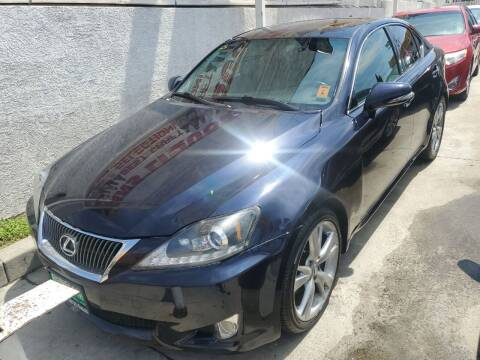 2010 Lexus IS 250 for sale at Express Auto Sales in Los Angeles CA