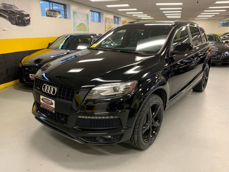 2015 Audi Q7 for sale at Newton Automotive and Sales in Newton MA