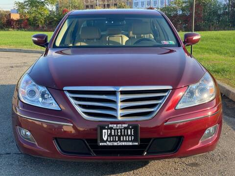 2010 Hyundai Genesis for sale at Pristine Auto Group in Bloomfield NJ