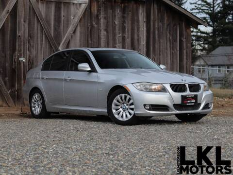 2009 BMW 3 Series for sale at LKL Motors in Puyallup WA