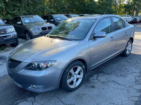 2006 Mazda MAZDA3 for sale at Car Online in Roswell GA