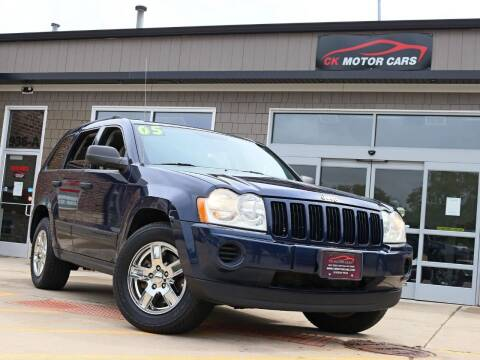 2005 Jeep Grand Cherokee for sale at CK MOTOR CARS in Elgin IL