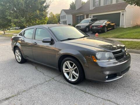 2014 Dodge Avenger for sale at Via Roma Auto Sales in Columbus OH
