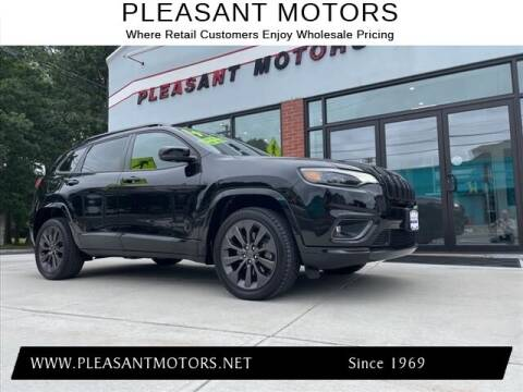 2019 Jeep Cherokee for sale at Pleasant Motors in New Bedford MA
