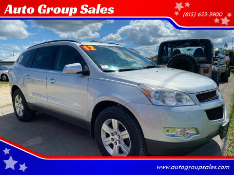 2012 Chevrolet Traverse for sale at Auto Group Sales in Roscoe IL