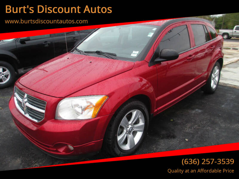 2010 Dodge Caliber for sale at Burt's Discount Autos in Pacific MO