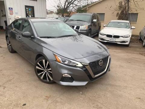 2019 Nissan Altima for sale at Bad Credit Call Fadi in Dallas TX