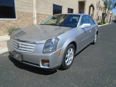 2007 Cadillac CTS for sale at COPPER STATE MOTORSPORTS in Phoenix AZ