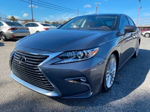 2016 Lexus ES 350 for sale at Signal Imports INC in Spartanburg SC