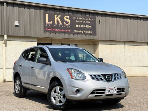 2015 Nissan Rogue Select for sale at LKS Auto Sales in Fresno CA