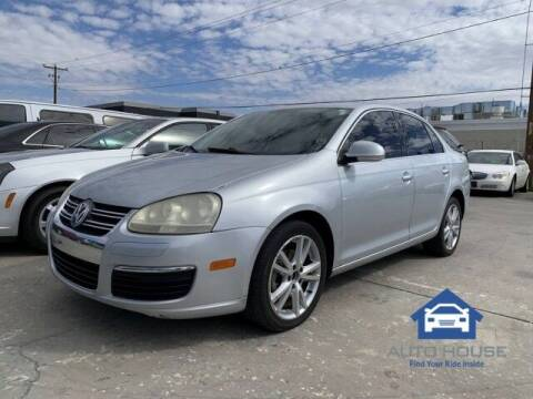 2006 Volkswagen Jetta for sale at Autos by Jeff Tempe in Tempe AZ