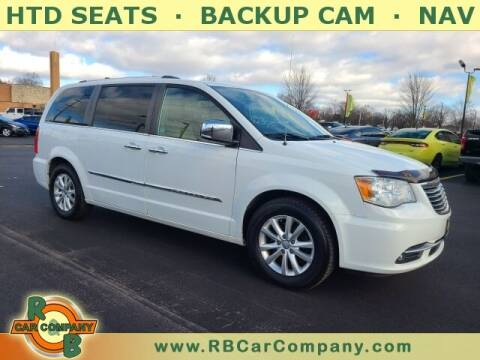 2015 Chrysler Town and Country for sale at R & B Car Company in South Bend IN