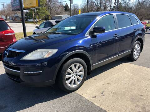 2007 Mazda CX-9 for sale at Wise Investments Auto Sales in Sellersburg IN