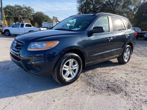 2011 Hyundai Santa Fe for sale at Right Price Auto Sales in Waldo FL