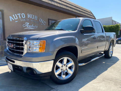 2013 GMC Sierra 1500 for sale at Auto Hub, Inc. in Anaheim CA