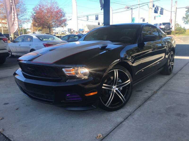 2012 Ford Mustang for sale at Michael's Imports in Tallahassee FL