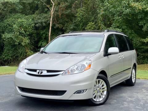 2010 Toyota Sienna for sale at Sebar Inc. in Greensboro NC