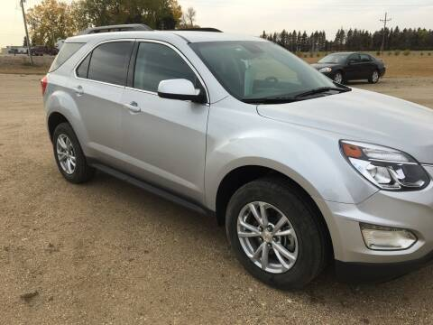 2017 Chevrolet Equinox for sale at Drive Chevrolet Buick Rugby in Rugby ND